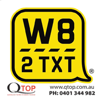 Traffic Offenders Program W8 2 Text Logo