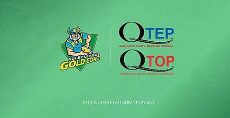 Rugby League Gold Coast QTOP QTEP